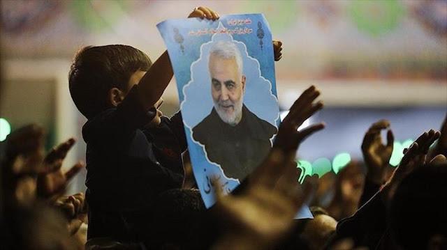 Irán demandará a EEUU por el asesinato del general Soleimani