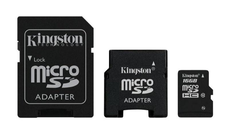 Tipos de tarjetas MicroSD