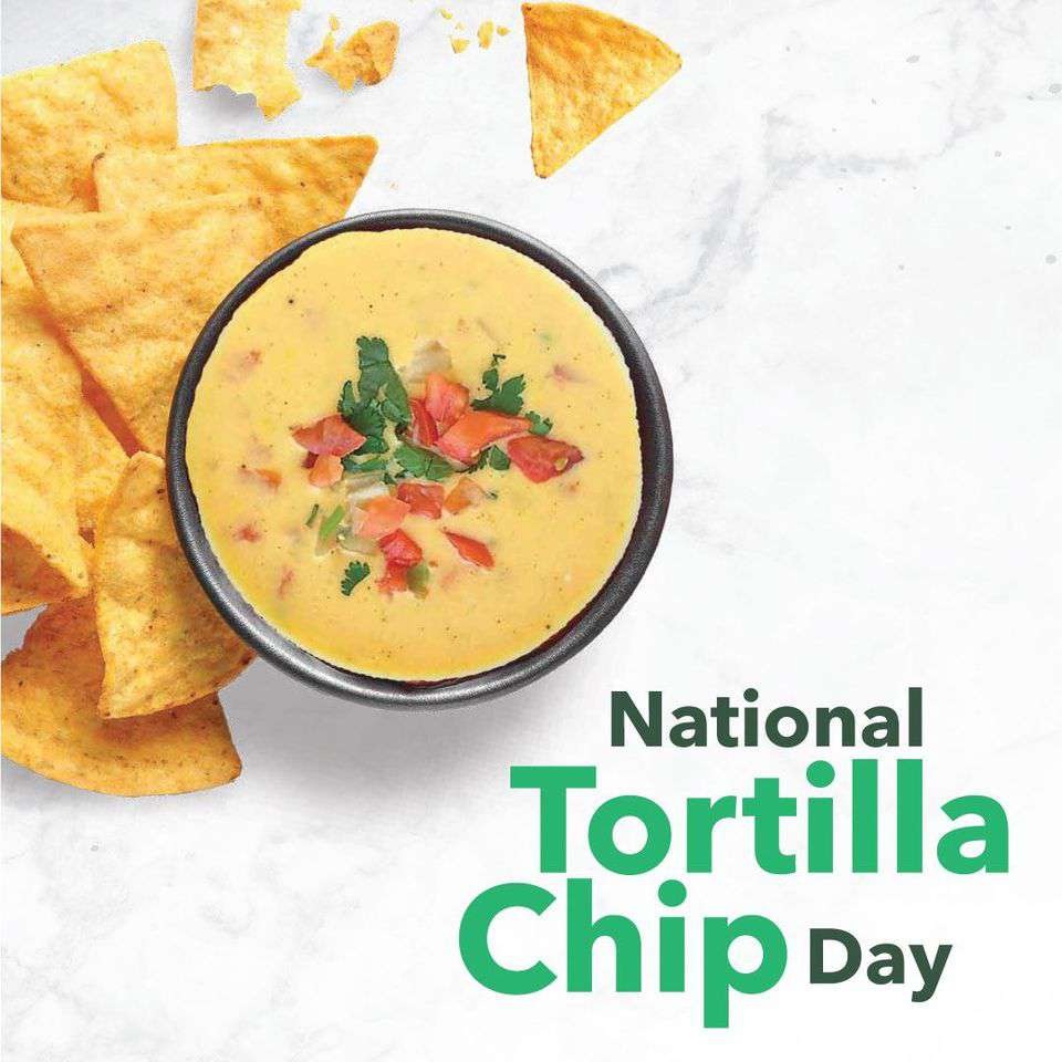 National Tortilla Chip Day Wishes Sweet Images