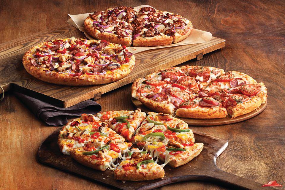 October is National Pizza Month. It was first so designated in Americans eat approximately acres of pizza each day, or slices per second.