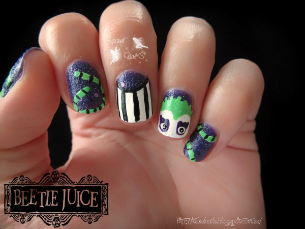 Beetle_Juice_Nail_art