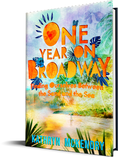 One Year on Broadway: Finding Ourselves Between the Sand and the Sea