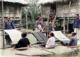 penenun batak di tarutung ke silungkang