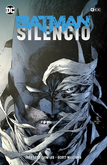 Review del cómic Batman: Silencio de Jeph Loeb y Jim Lee - ECC Ediciones