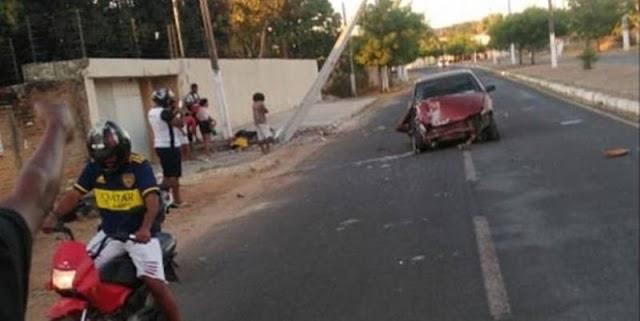 Homem de 55 anos morre após ser atropelado no Piauí