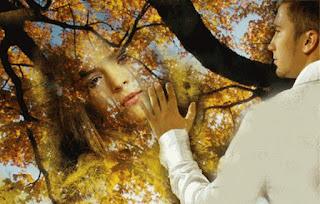 Женщина - осень
