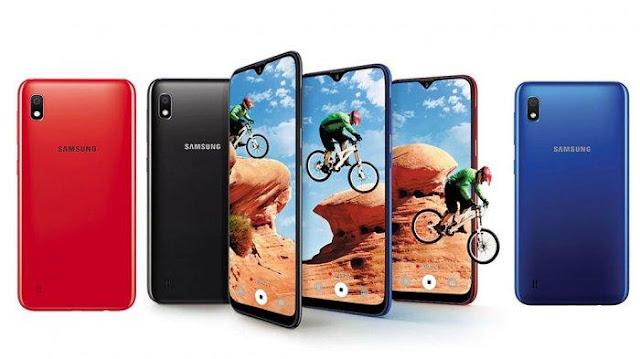 Samsung Galaxy A10 Resmi Meluncur di Indonesia