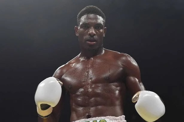 Nigerian boxer Umar Sadiq reportedly 'hospitalised' after defeat to Fyodor Chudinov