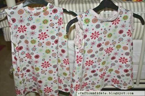 vauvan mekot, baby dresses
