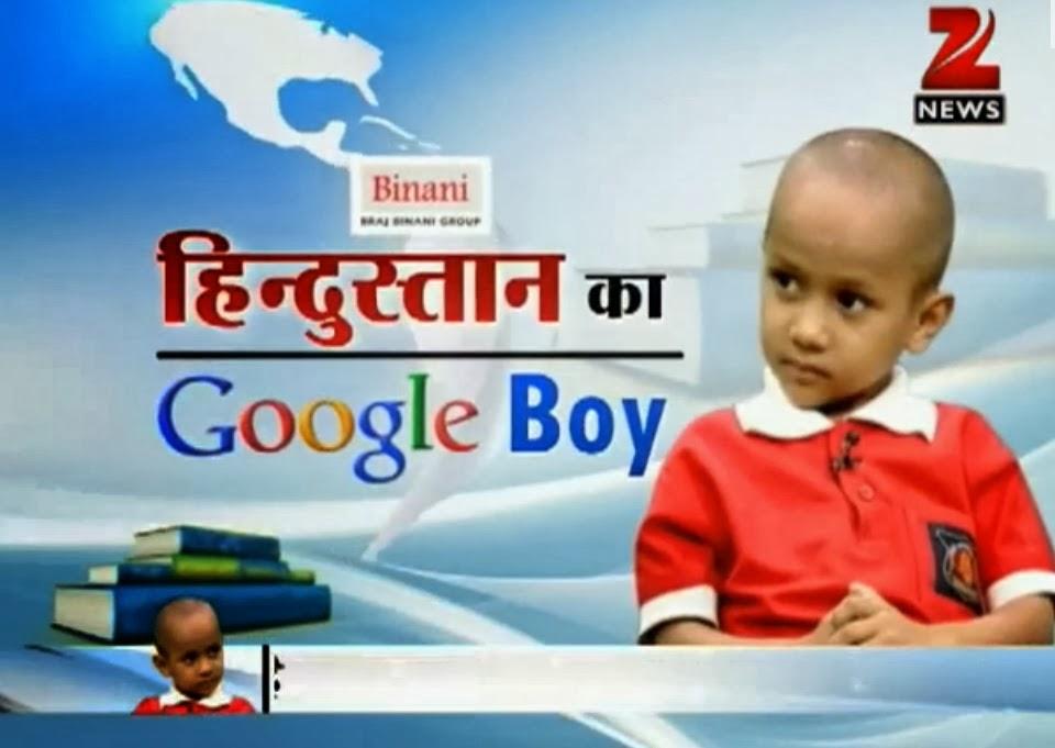 India's Google Boy : Kautilya Pandit ~ Geek Ankur