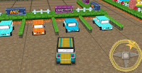 the mega parking game
