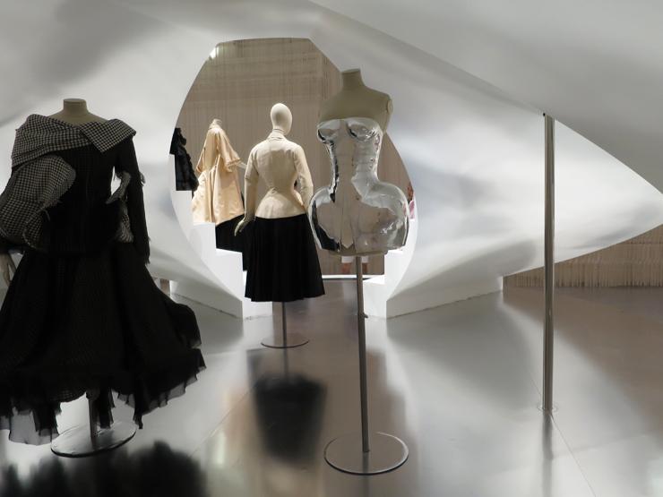Expo Fashion Forward - Musée des arts decoratifs