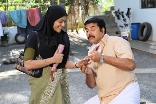 malayalam movie Bavuttiyude Namathil stills
