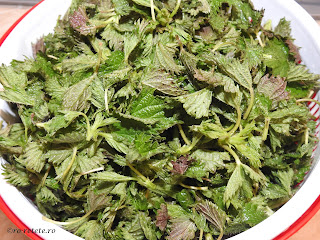 Urzici proaspete reteta cu urzica tanara pentru gatit mancare si intarirea imunitatii retete culinare verzi,