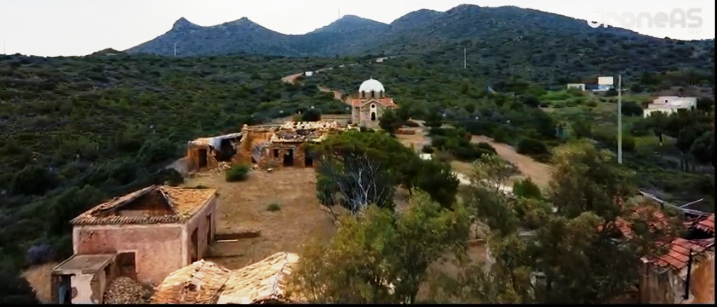 """[Ελλάδα]Το  εγκαταλελειμμένο εκκλησάκι του  Αγίου Ιωάννου Προδρόμου……  στη """"στοιχειωμένη """"συνοικία!(video)"""