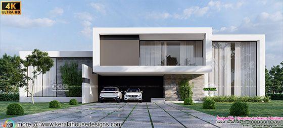 Luxury minimal design contemporary style