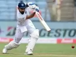 Virat Kohli became the player to play the most Test matches as a captain