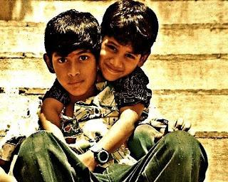 Rana Daggubati childhood