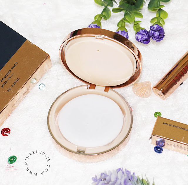 PONY EFFECT Skin Fit Powder Pact memebox