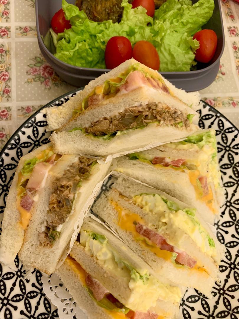 Sandwich Melaka Sedap dan Terbaik Dari Zanwich