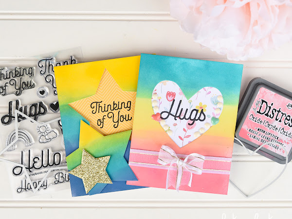 Cards for Kindness from Scrapbook.com
