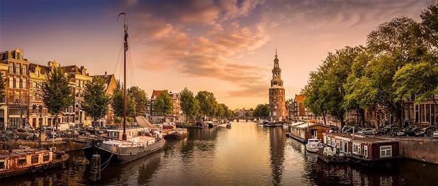 Quantos dias ficar em Amsterdã