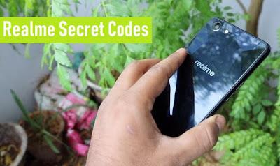 Kumpulan Kode Rahasia HP OPPO Realme Semua Tipe