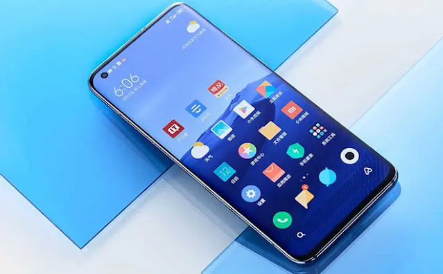 Mi 10 is the first high-end phone from Xiaomi.