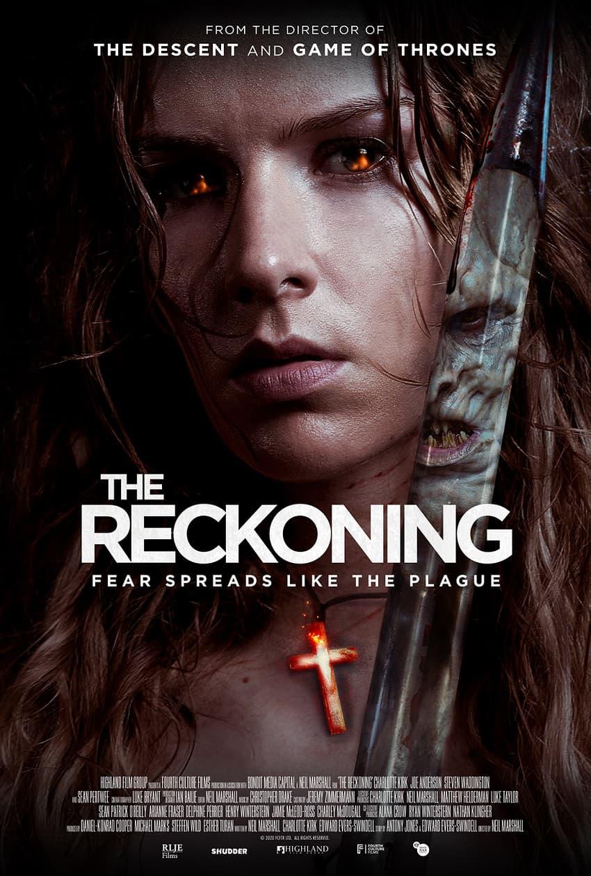 Новый фильм ужасов Нила Маршалла The Reckoning выйдет в начале февраля - Постер
