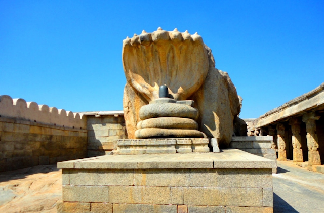 Veerabhadra Temple Lepakshi Shivalinga