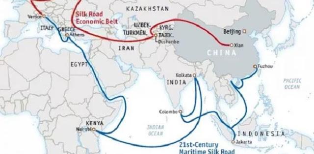 Nilai Investasi OBOR China di Indonesia Capai Rp 890 Triliun