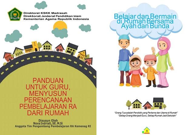Buku Digital Madrasah PAI RA