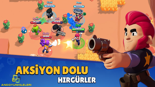Brawl Stars v16.176 Pvp Server Elmas Ve Para Hileli