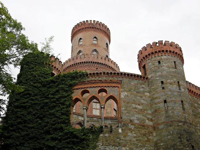 Pałac w Kamieńcu Ząbkowickim.
