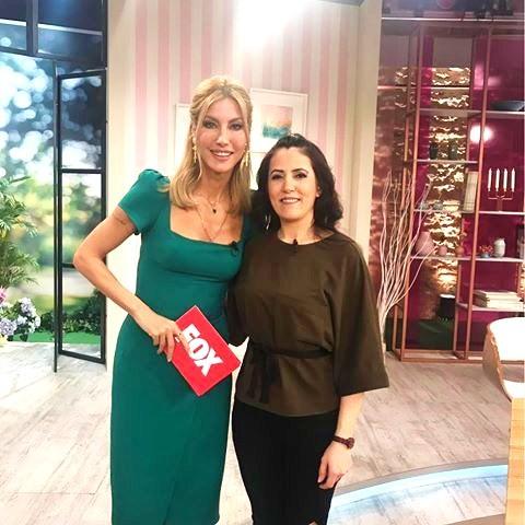 Çağla Şıkel , Belgin Binici Fox Tv Yemek Programı