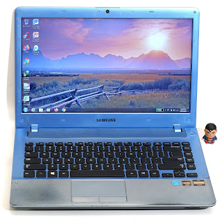 Laptop 2nd Design Samsung NP355V4X AMD A6