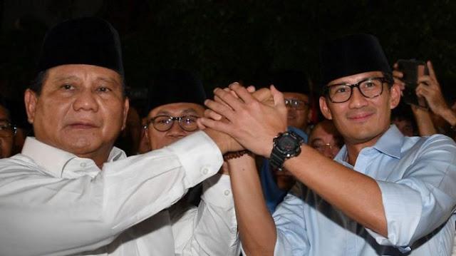 Pilpres 2019 Terberat untuk Prabowo, Kubu Jokowi: Sudah Tahu Kenapa Masih Mau Maju