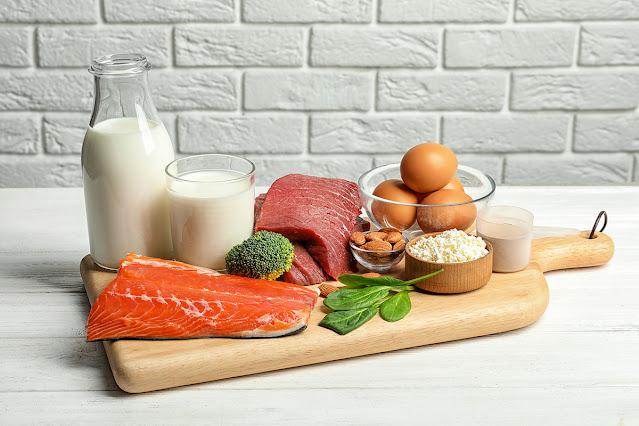2) Daha Fazla Protein Tüketin