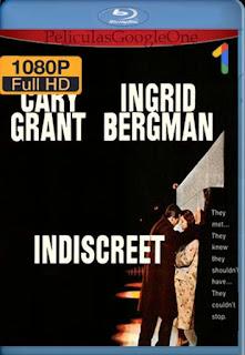Indiscreta [1958] [1080p BRrip] [Castellano-Ingles] [GoogleDrive] LaChapelHD