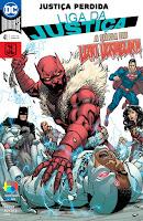 DC Renascimento: Liga da Justiça #41