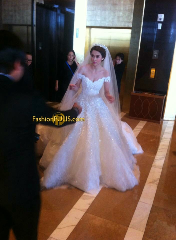 Fashion Pulis First On Fashion Pulis Marian Rivera In Her Michael