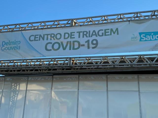 Boletim Informativo da terça-feira: Delmiro tem mais 45 novos casos e 27 recuperados da Covid-19