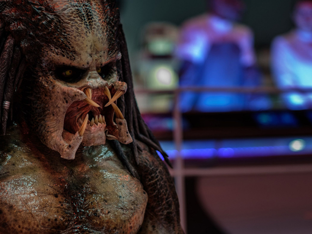 'The Predator' Increases Competition At The Box Office Los Angeles