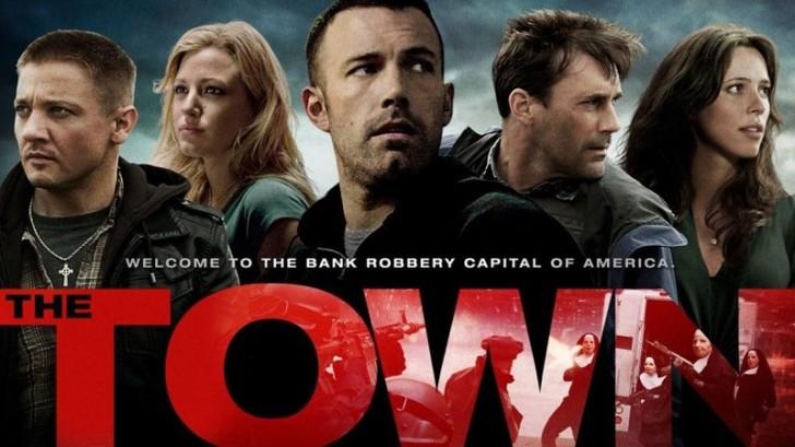 Thị Trấn Tội Ác - The Town (2010)