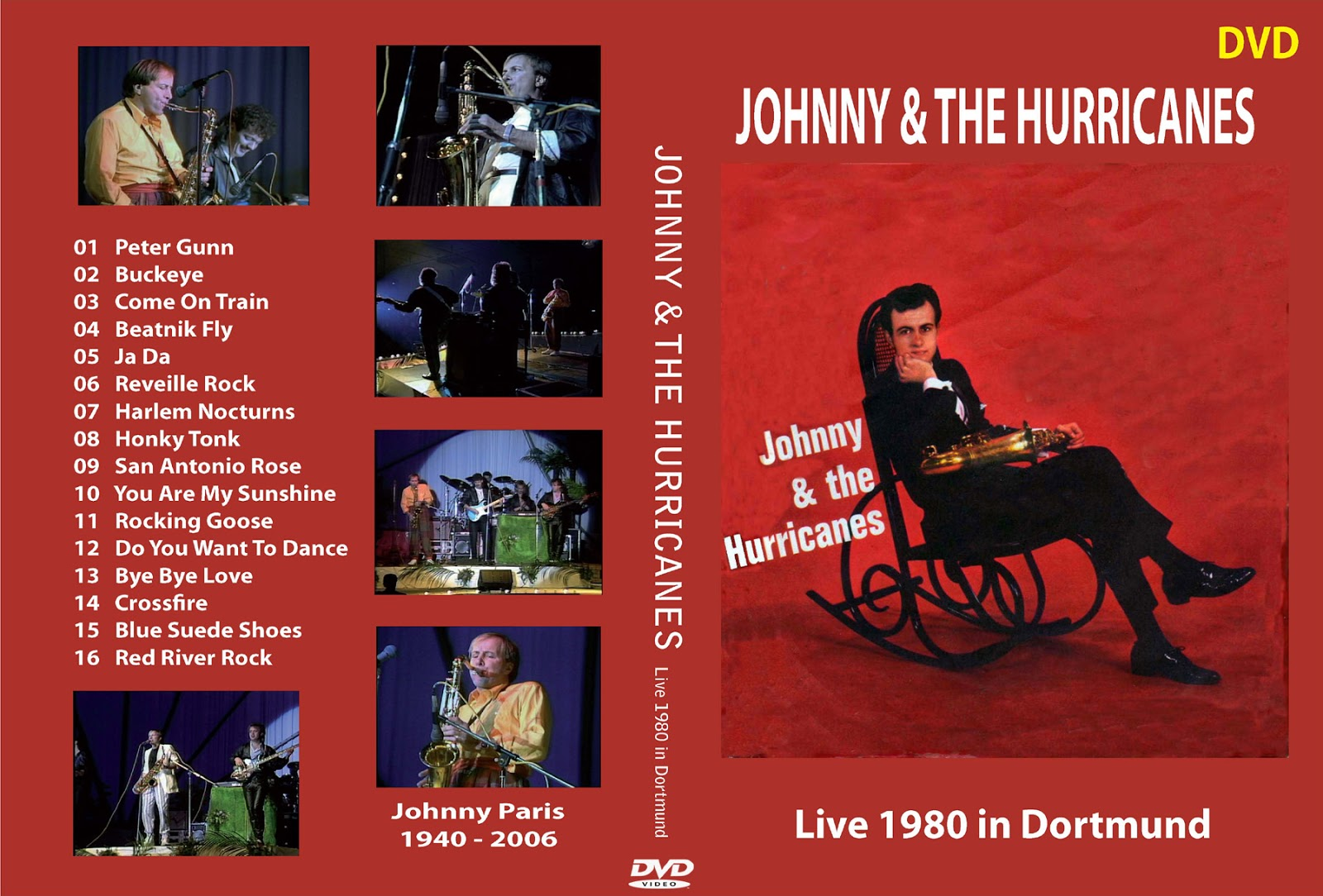 Johnny And The Hurricanes - The EP Collection