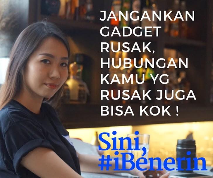 Best Call To Action, iBenerin Service Center Spesialis Produk Apple Terbaik di Jakarta!