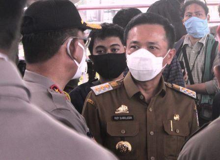 Pj. Walikota Makassar, Untuk Memutus Mata Rantai Penyebaran Virus Covid-19, Harus Dilawan Bersama-Sama