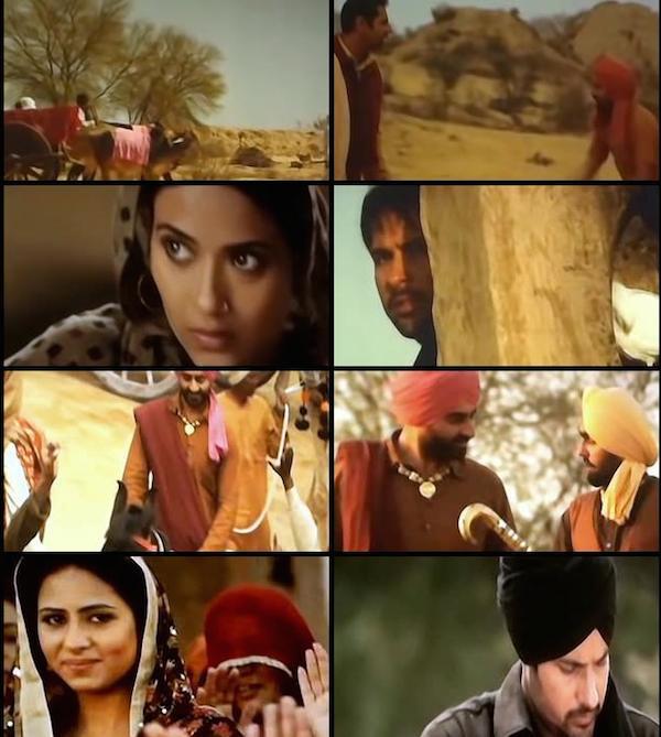 Angrej 2015 Punjabi Pre DVDRip 700mb