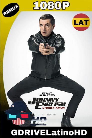 Johnny English 3.0 (2018) BDRemux 1080P Latino-Ingles mkv