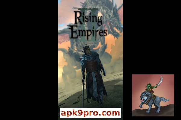 Rising Empires 2 – 4X fantasy strategy v2.4.12 Apk File size 8 MB for android